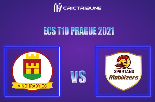 VCC vs PSM Live Score,In theMatchof ECS T10 Prague 2021which will be played at Vinor Cricket Ground. VCC vs PSM Live Score,Match between Vinohrady.........
