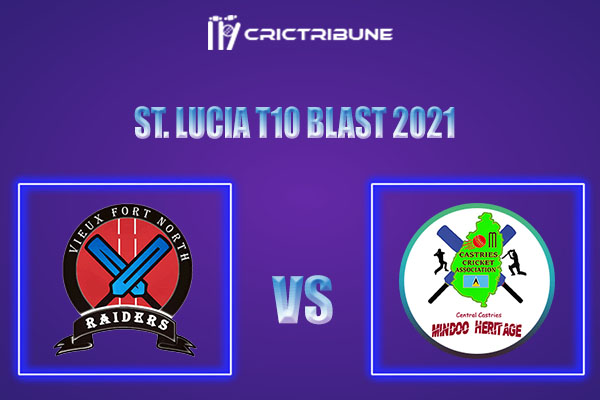 VFNR vs CCMH Live Score, In the Match of St. Lucia T10 Blast 2021 which will be played at Vinor Cricket Ground. VFNR vs CCMH Live Score, Match between Vieux....