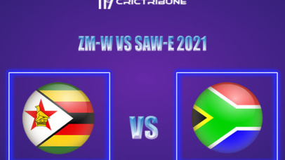 ZM-W vs SAW-E Live Score,In theMatchof South Africa Emerging Women Tour of Zimbabwe 2021which will be played at Queen's Sports Club, Bulawayo.. ZM-W ........