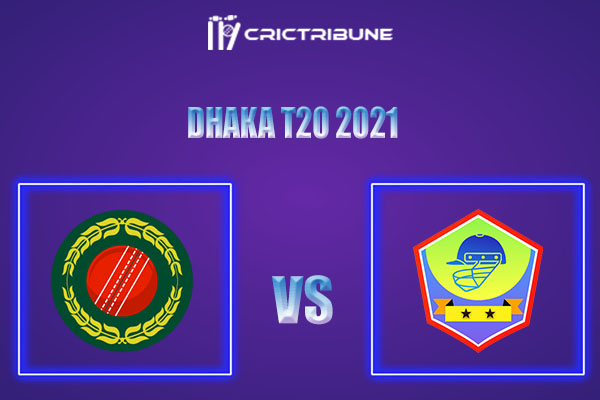 AL vs PDSC Live Score,In theMatchof Dhaka T20 2021which will be played at BKSP-4, Dhaka. AL vs PDSC Live Score,Match between Abahani Limited vs Prime......