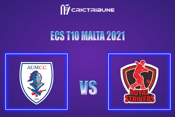 AUM vs RST Live Score,In theMatchof ECS T10 Malta 2021which will be played at Kiel Cricket Ground, Kiel. AUM vs RST Live Score,Match between American......