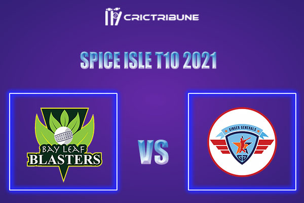 BLB vs GG Live Score,In theMatchof Spice Isle T10 2021which will be played at National Cricket Stadium, Grenada. BLB vs GGLive Score,Match between Bay....