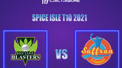 BLB vs SS Live Score,In theMatchof Spice Isle T10 2021which will be played at National Cricket Stadium, Grenada. BLB vs SS Live Score,Match between Bay....