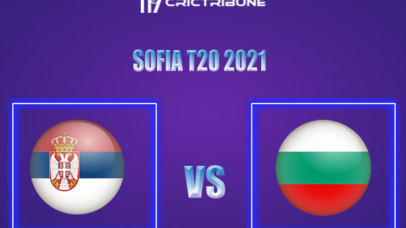 BUL vs SER Live Score,In theMatchof Sofia T20 2021which will be played at National Sports Academy, Sofia.. BUL vs SER Live Score,Match between Bulgaria vs.