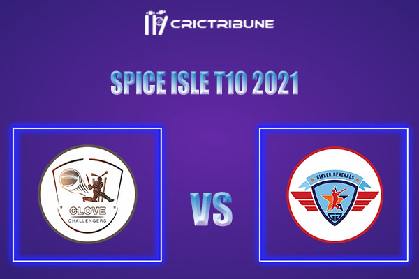 CC vs GG Live Score,In theMatchof Spice Isle T10 2021which will be played at National Cricket Stadium, Grenada. CC vs GG Live Score,Match between Clove....