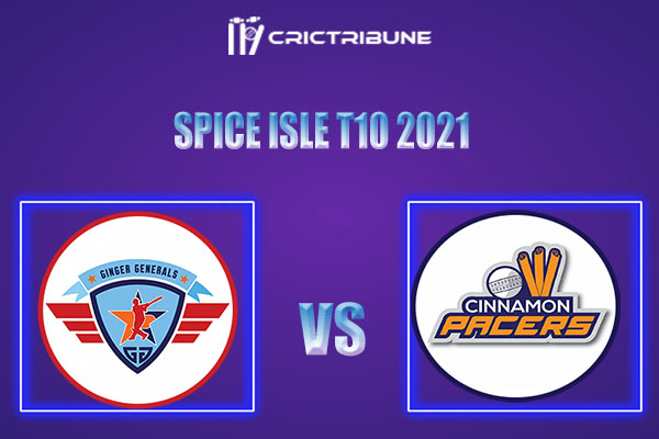 CP vs GG Live Score,In theMatchof Spice Isle T10 2021which will be played at National Cricket Stadium, Grenada. CP vs GG Live Score,Match between..........