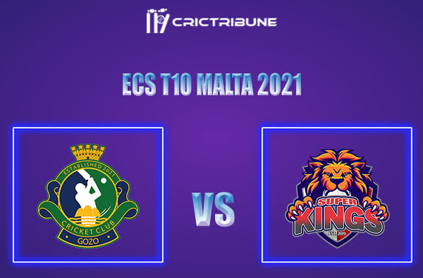 GOZ vs SKI Live Score,In theMatchof ECS T10 Malta 2021which will be played at Marsa Sports Club, Malta.. GOZ vs SKI Live Score,Match between Gozo vs Super.