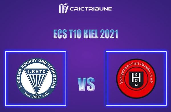 KHTC vs SGH Live Score,In theMatchof ECS T10 Kiel 2021which will be played at Kiel Cricket Ground, Kiel. KHTC vs SGH Live Score,Match between 1 Kieler.....