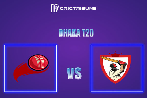 MSC vs GGC Live Score,In theMatchof Dhaka T20 2021which will be played at Shere Bangla National Stadium, Mirpur, Dhaka. MSC vs GGC Live Score,Match between
