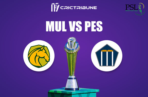 MUL vs PES Live Score,In theMatcho Pakistan Super League 2021which will be played at Sheikh Zayed Stadium, Abu Dhabi. MUL vs PES Live Score,Match between ..