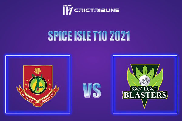NW vs BLB Live Score,In theMatchof Spice Isle T10 2021which will be played at National Cricket Stadium, Grenada. NW vs BLB Live Score,Match between Nutmeg.