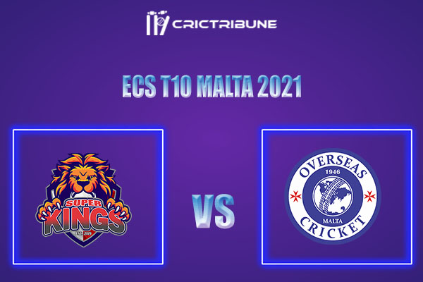 OVR vs SKI Live Score,In theMatchof ECS T10 Malta 2021which will be played at Marsa Sports Club, Malta.. OVR vs SKI Live Score,Match between Overseas vs...