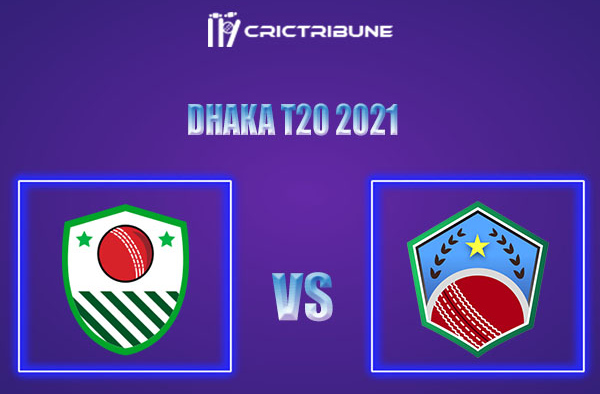 PBCC vs PAR Live Score,In theMatchof Dhaka T20 2021which will be played at BKSP-4, Dhaka. PBCC vs PAR Live Score,Match between Prime Bank Cricket Club.....