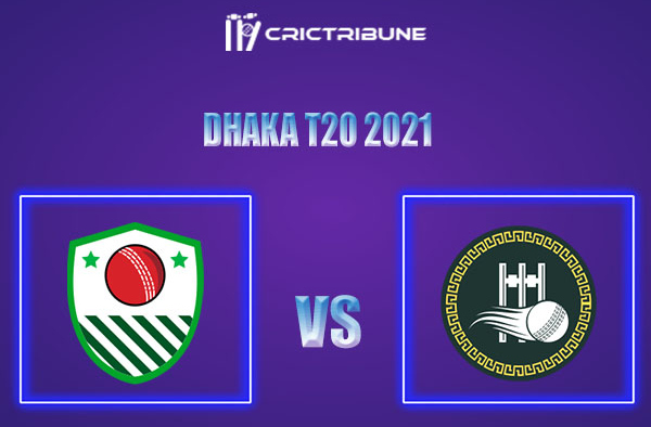 PBCC vs SCC Live Score,In theMatchof Dhaka T20 2021which will be played at BKSP-4, Dhaka. PBCC vs SCC Live Score,Match between Prime Bank Cricket Club.....