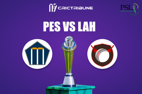 PES vs LAH Live Score,In theMatchof Pakistan Super League 2021which will be played at Sheikh Zayed Stadium, Abu Dhabi. PES vs LAH Live Score,Match between.