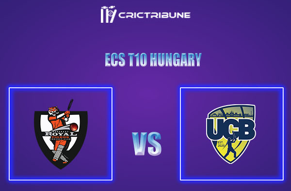ROT vs UCB Live Score,In theMatchof ECS T10 Hungary 2021which will be played at GB Oval, Szodliget. ROT vs UCB Live Score,Match between Royal Tigers vs ....