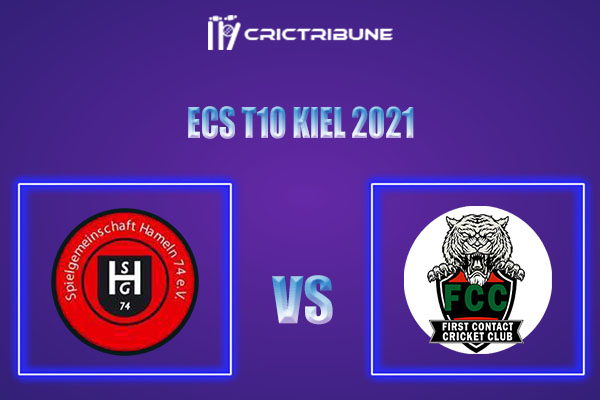 SGH vs FCT Live Score,In theMatchof ECS T10 Kiel 2021which will be played at Kiel Cricket Ground, Kiel. SGH vs FCT Live Score,Match between SG Hameln......
