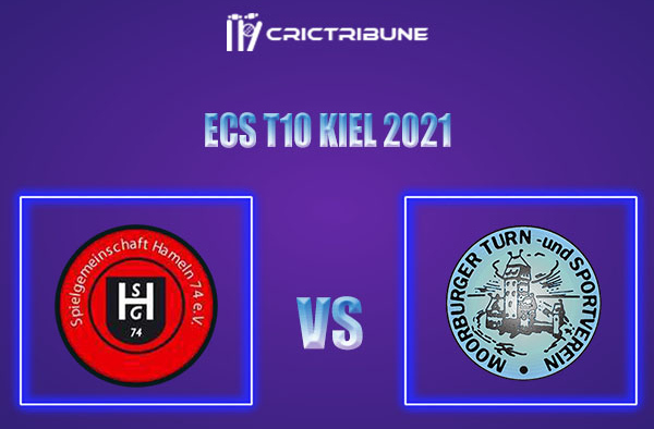 SGH vs MTSV Live Score,In theMatchof ECS T10 Kiel 2021which will be played at Kiel Cricket Ground, Kiel. SGH vs MTSV Live Score,Match between SG Hameln....