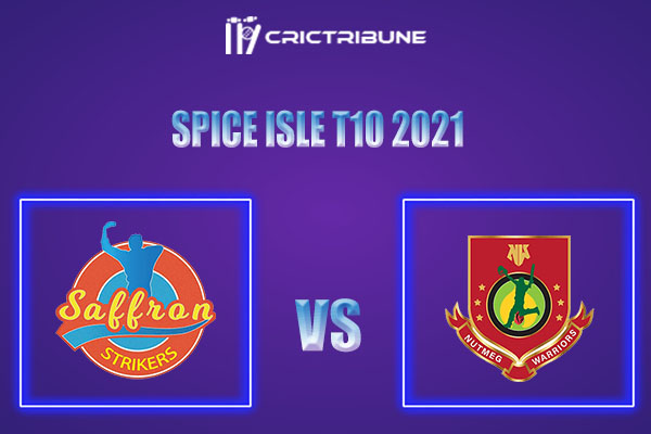 SS vs NW Live Score,In theMatchof Spice Isle T10 2021which will be played at National Cricket Stadium, Grenada. SS vs NW Live Score,Match between Saffron..
