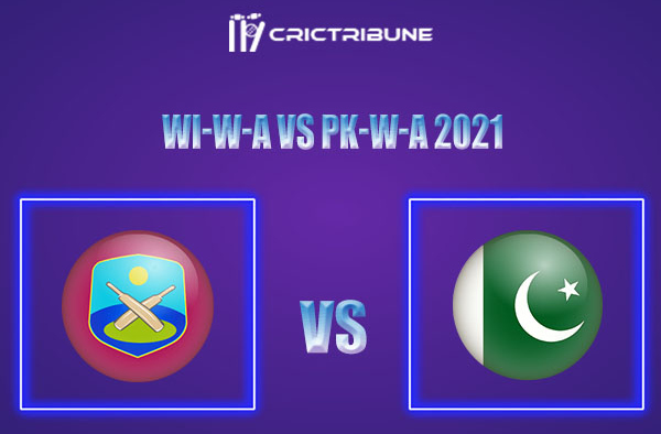 WI-W-A vs PK-W-A Live Score,In theMatchof Pakistan A Women tour of West Indies, 2021which will be played at Sir Vivian Richards Stadium, Antigua. WI-W-A....