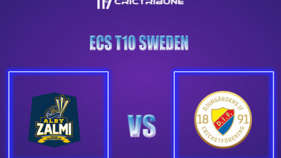 ALZ vs DIF Live Score,In theMatchof ECS T10 Sweden 2021which will be played at Norsborg Cricket Ground, Stockholm. ALZ vs DIF Live Score,Match between Alby