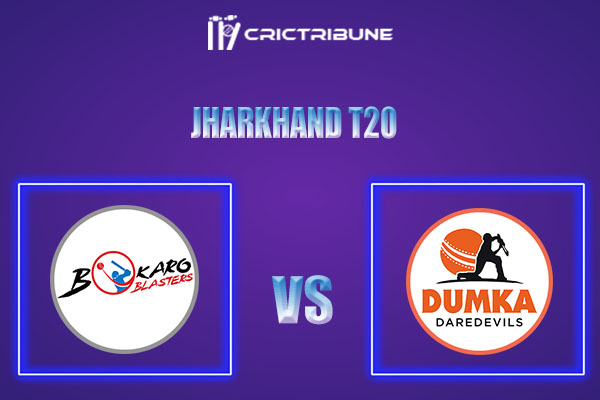 BOK vs DUM Live Score,In theMatchof Jharkhand T20 2021which will be played at JSCA International Stadium Complex, Ranchi. BOK vs DUM Live Score,Match......