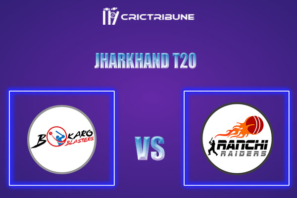 BOK vs RAN Live Score,In theMatchof Jharkhand T20 2021which will be played at JSCA International Stadium Complex, Ranchi. BOK vs RAN Live Score,Match......