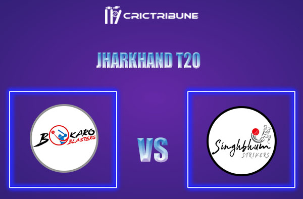 BOK vs SIN Live Score,In theMatchof Jharkhand T20 2021which will be played at JSCA International Stadium Complex, Ranchi. BOK vs SIN Live Score,Match......