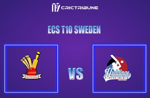 BOT vs HUD Live Score,In theMatchof ECS T10 Sweden 2021which will be played at Norsborg Cricket Ground, Stockholm. BOT vs HUD Live Score,Match between .....