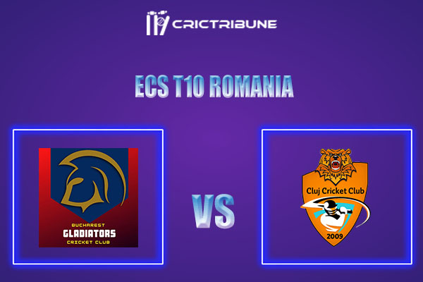 BUG vs CLJ Live Score,In theMatchof ECS T10 Romania 2021which will be played at Moara Vlasiei Cricket Ground, Ilfov County. BUG vs CLJ Live Score,Match....