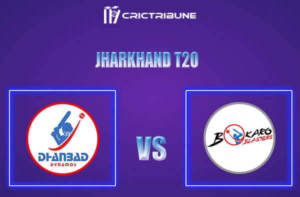 DHA vs BOK Live Score,In theMatchof Jharkhand T20 2021which will be played at JSCA International Stadium Complex, Ranchi. DHA vs BOK Live Score,Match......