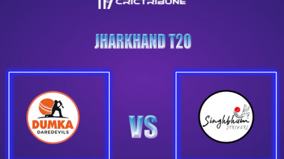 DUM vs SIN Live Score,In theMatchof Jharkhand T20 2021which will be played at JSCA International Stadium Complex, Ranchi. DUM vs SIN Live Score,Match betw.