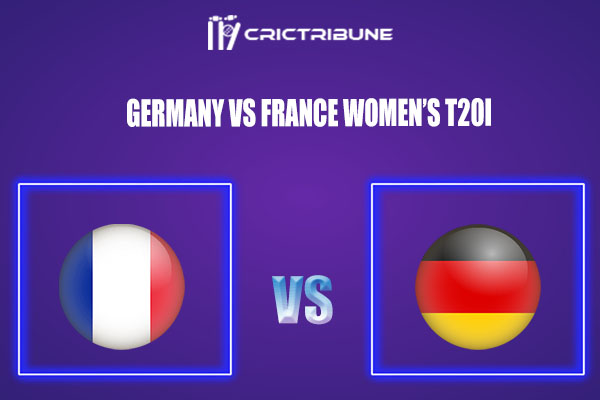GER-W vs FRA-W Live Score,In theMatchof Germany vs France Women's T20Iwhich will be played at National Performance Center, Krefeld.. GER-W vs FRA-W Live ....
