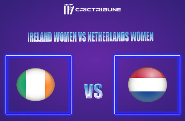 IR-W vs ND-W Live Score,In theMatchof Ireland Women vs Netherlands Women 2021which will be played at The Village, Dublin..IR-W vs ND-W Live Score,Match...
