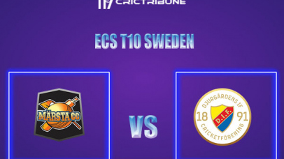 MAR vs DIF Live Score,In theMatchof ECS T10 Sweden 2021which will be played at Norsborg Cricket Ground, Stockholm. MAR vs DIF Live Score,Match between.....