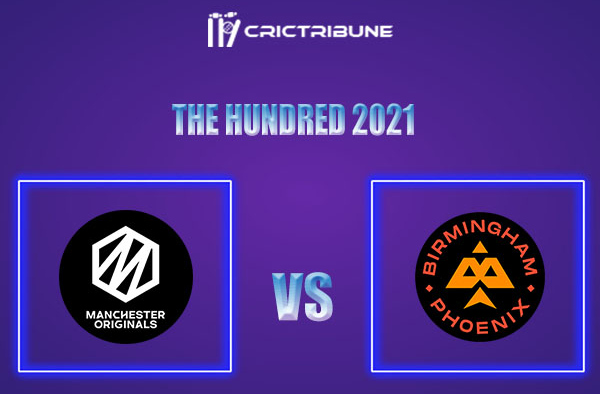 MNR vs BPH Live Score,In theMatchof The Hundred which will be played at Old Trafford, Manchester. MNR vs BPH Live Score,Match between Manchester Originals..