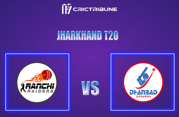 RAN vs DHA Live Score,In theMatchof Jharkhand T20 2021which will be played at JSCA International Stadium Complex, Ranchi. RAN vs DHA Live Score,Match......