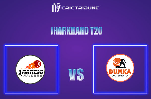 RAN vs DUM Live Score,In theMatchof Jharkhand T20 2021which will be played at JSCA International Stadium Complex, Ranchi. RAN vs DUM Live Score,Match be...