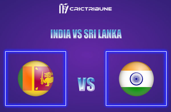 SL vs IND Live Score,In theMatchof India tour of Sri Lanka, 2nd T20Iwhich will be played at R. Premadasa Stadium, Colombo. SL vs IND Live Score,Match......