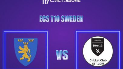STO vs FOR Live Score,In theMatchof ECS T10 Sweden 2021which will be played at Norsborg Cricket Ground, Stockholm. STO vs FOR Live Score,Match between.....