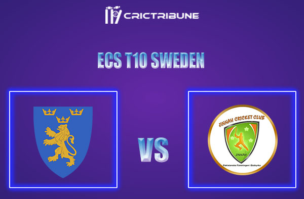 STO vs PF Live Score,In theMatchof ECS T10 Sweden 2021which will be played at Norsborg Cricket Ground, Stockholm. PF vs STO Live Score,Match between .......