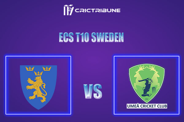 STO vs UME Live Score,In theMatchof ECS T10 Sweden 2021which will be played at Norsborg Cricket Ground, Stockholm. STO vs UME Live Score,Match between.....