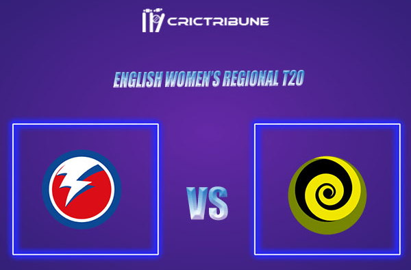 THU vs WS Live Score,In theMatchof English Women's Regional T20which will be played at St Lawrence Ground, Canterbury. THU vs WS Live Score,Match between..