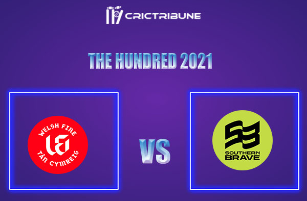 WEF vs SOB Live Score,In theMatchof Hundred Men which will be played at Old Trafford, Manchester. WEF vs SOB Live Score,Match between Trent Welsh Fire ......