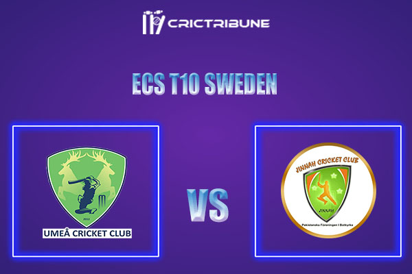 UME vs PF Live Score,In theMatchof ECS T10 Sweden 2021which will be played at Norsborg Cricket Ground, Stockholm. UME vs PF Live Score,Match between .......