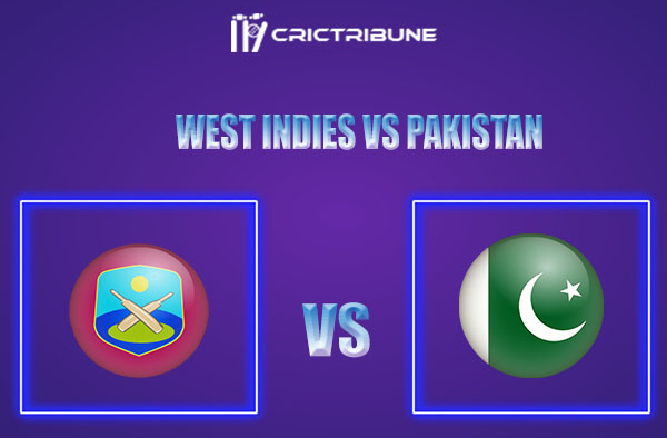 WI vs PAK Live Score,In theMatchof West Indies vs Pakistan 2021which will be played at Sir Vivian Richards Stadium, Antigua. WI vs PAK Live Score,Match between