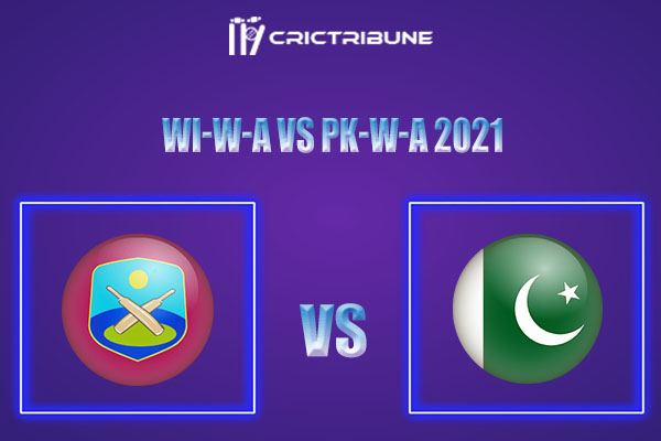 WI-W-A vs PK-W-A Live Score,In theMatchof Pakistan A Women tour of West Indies 2021which will be played at Sir Vivian Richards Stadium, Antigua. WI-W-A vs..