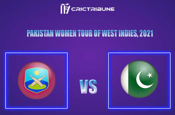 WI-W vs PK-W Live Score,In theMatchof Pakistan Women tour of West Indies, 2021which will be played at Sir Vivian Richards Stadium, Antigua. WI-W vs PK-W....
