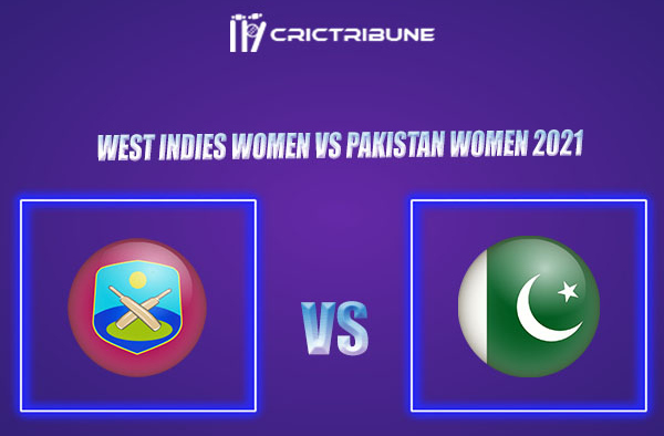WI-W vs PK-W Live Score,In theMatchof West Indies Women vs Pakistan Women 2021which will be played at Sir Vivian Richards Stadium, Antigua.. WI-W vs PK-W...