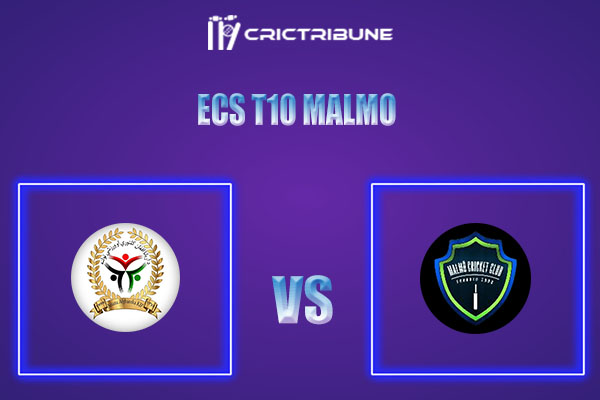 AF vs MAL Live Score,In theMatchof ECS T10 Malmo 2021which will be played at Landskrona Cricket Club. AF vs MAL Live Score,Match between Ariana AKIF.......
